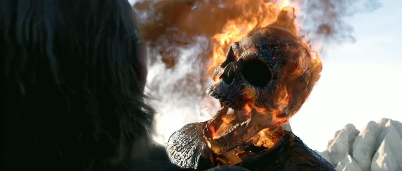 captura trailer Ghost Rider